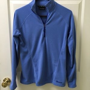 Marmot 1/2 Zipper Fleece, Sz M Fleece